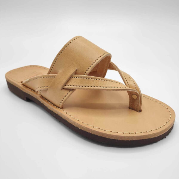 Griechische Sandalen Ledre