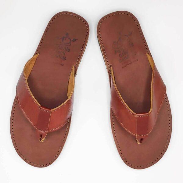 Issos Men thong sandals | Pagonis Greek Sandals