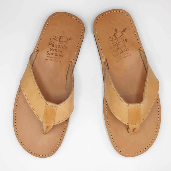 Issos Men thong sandals | Pagonis Greek Sandals