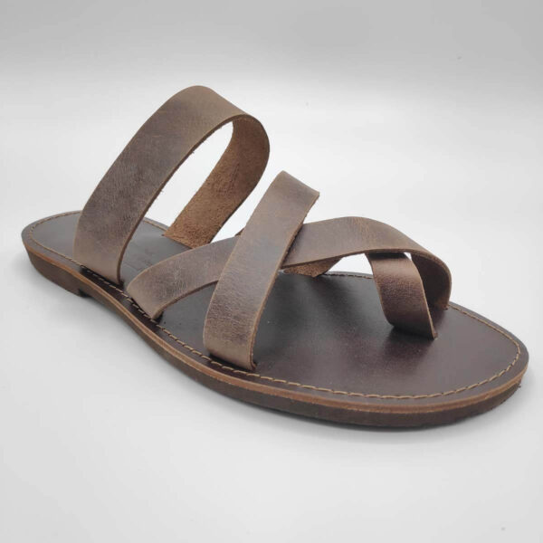 Mens Sandals Leather