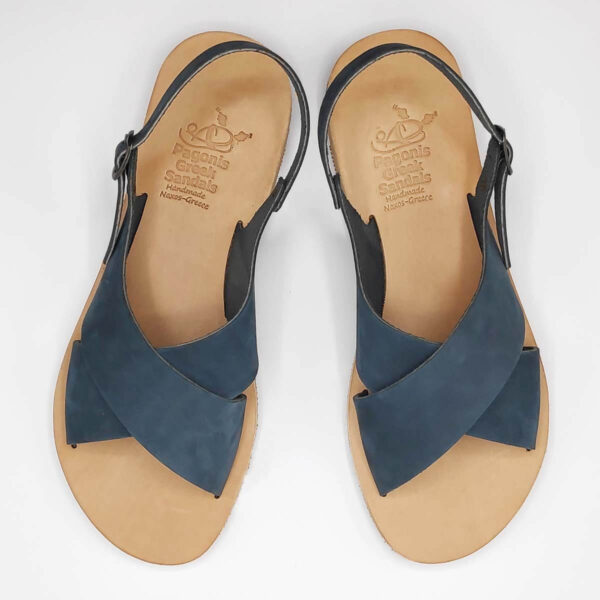 AMITI criss cross sandals | Pagonis Greek Sandals
