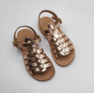 SERALI Kids gladiator sandals