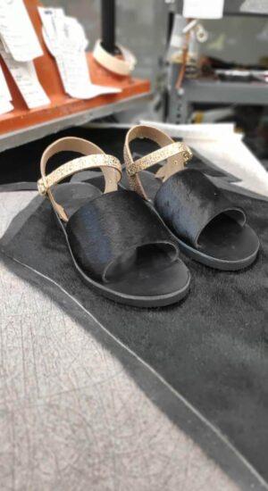 Stafili flatform sandals | Pagonis Greek Sandals