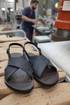AMITI criss cross sandals