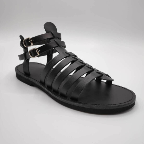 Gladiator Sandals for Men | Spartan Men | Leather Sandals | Pagonis Greek Sandals