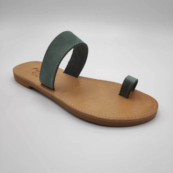 JESUS sandals with toe ring | Pagonis Greek Sandals