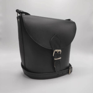 Genuine leather Bucket bag   Pagonis Greek Sandals