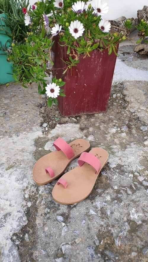 Jesus sandals - a 2000 years old pair of slides that's always fashionable