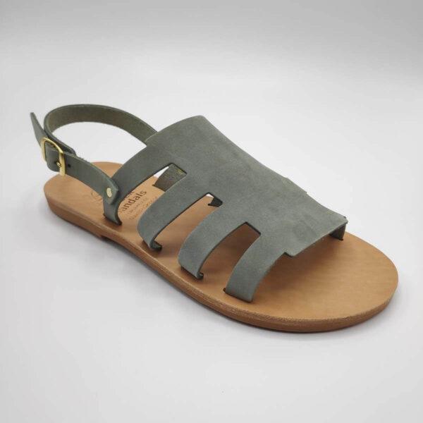 Volivas - Greek leather sandals for women